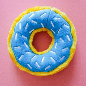donut myrtille jouet
