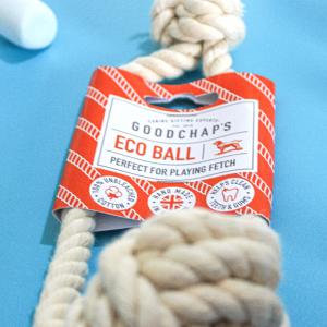 ecoball jeu jouet corde naturelle