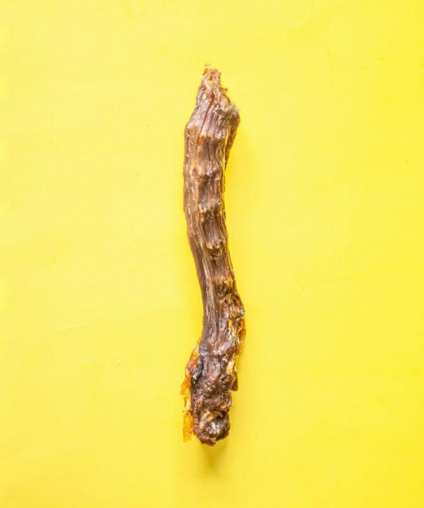 Friandise masticatoire pour chien cou canard