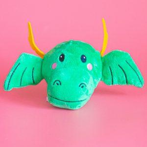 Jouet balle dragon
